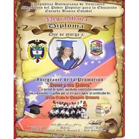 Plantillas Y Diplomas Escolares Photoshop Editables 600 Psd