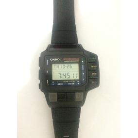 15cd0243c04 Relógio Casio 1174 Cmd 40 Controle Remoto - Relógios De Pulso no ...