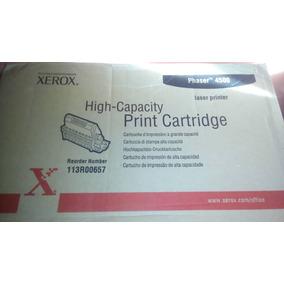 Tonne Xerox Phaser 4500 Alto Rendimiento 113r00657