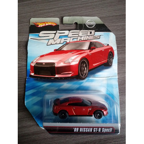 Hot Wheels Speed Machine Nissan Gt R Spec V