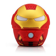 Parlante Bitty Boomers Marvel Iron Man