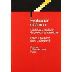 Libro Evaluacion Dinamica / Dynamic Evaluation - Nuevo
