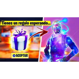 Skin Samsung Galaxy Fortnite + 15,000 Pavos!