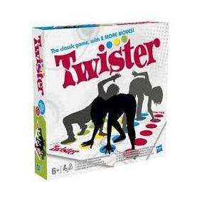 Brinquedo Jogo Twister Original Hasbro