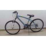 Bicicleta Montañera Rin 24 Huffy (21 Velocidades) Poco Uso