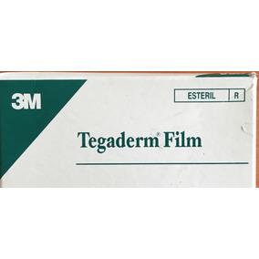 Tegaderm Film 3m Aposito Transparente 6cm X 7cm, Cad 2018