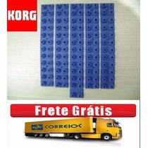 Borracha Korg Pa50 / Pa50 Sd ( Kit 5 Peças ) Frete Grátis