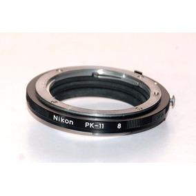 Lente Acercamiento Nikon Pk-11 8 Mm