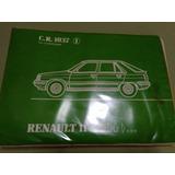 Manual De Partes O Despiece De Renault 11 Desde 1984