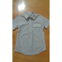 Camisa Us Top Junior Tamanho 6 Antiga Retrô Vintage
