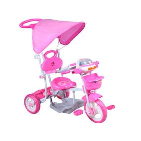 Triciclo Nena Con Capota