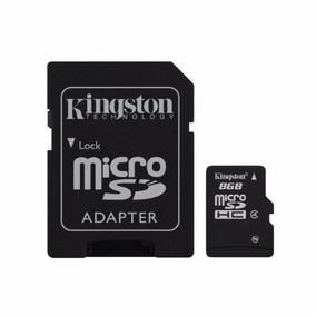 Memoria Flash 8 Gb Micro Sd Hc Adaptador Sdc4/8gb Kingston