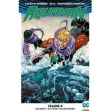Universo Dc Renascimento - Aquaman - Volume 4 Tam. 17x26