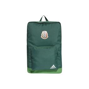 Mochila adidas Futbol Selección Mexicana 17/18- Verde