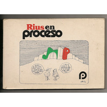 Librocomic Rius En Proceso 1a Edición 1983