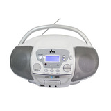 Radio Grabadora Bluetooth Radio Fm/usb/cd/mp3 Yes Cdy 410