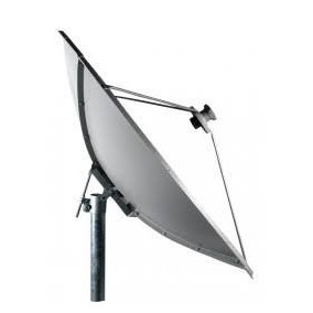 Antena Banda Ku Ou C - 1.50m + Cabo + Lnb Focal Point