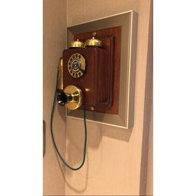 Telefono Antiguo De Pared Replica