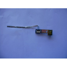 Placa Power On + Flat Not Dell Latitude E4300 Ls-4154p A5-5