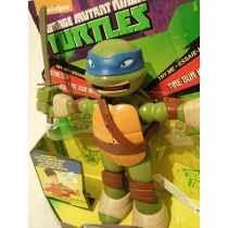 Leonardo Tortuga Ninja Estirable /frases