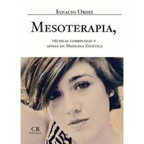 Libro Mesoterapia - Nuevo
