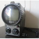 Televisor Tv Sony Antiguo Raro Y Muy Escaso
