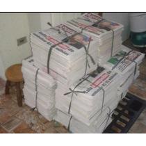 Jornal Velho 10 Kg