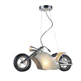 Lustre Moto Infatil Para Qurto De Menino