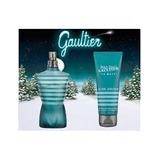 Estuche Jean Paul Gaultier Le Male 125 Ml + Gel De Ducha 75