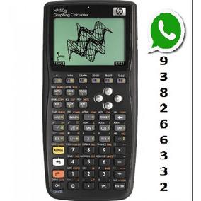 Calculadora Hp 50g Nuevo+tienda+fisica+memoria