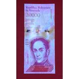 Ander - Venezuela 20000 Bolivares 2017 Sin Circular