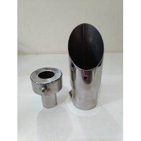 Ponteira Inox Gsx 650f/1250fa E Bandit 1250/650 Com Dbkiller