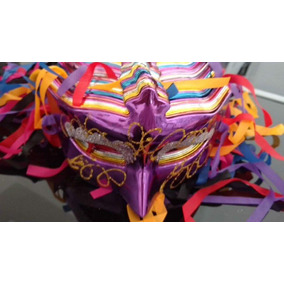 Antifaz Pvc, Fiesta, Boda, Chunches, Xv, Carnaval, Disfraz