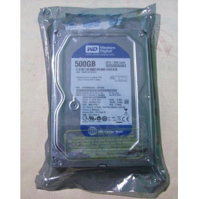 Disco Duro Sata De 500gb