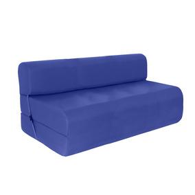 Sillón Cama Imperial D-15 1,30 Cm. Azul