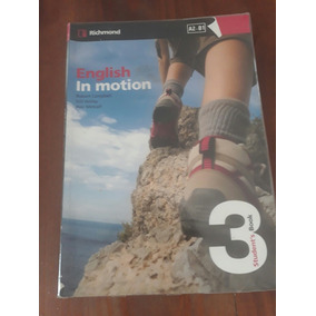 Libro English In Motion 3
