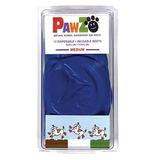 Boot Perro Pawz Azul A Prueba De Agua, Medio, De Hasta 3 Pu