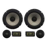 Kit 2 Vias Audiophonic Sensation Ks 6.2 130w Rms 6.5 Novo