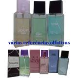 Kit 20 Perfumes Importados Masculino E Feminino 50ml Barato