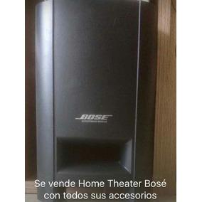 Home Theater (teatro En Casa) Marca Bose