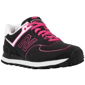 Tenis New Balance Neon Light Comfort 574 Wl574nen Originales