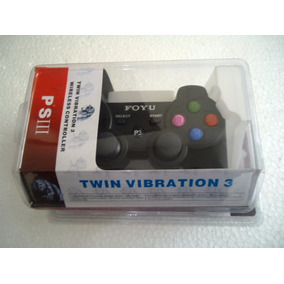 Controle Joystick Wireless Playstation 3 Dualshock Ps3 E Pc