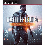 Battlefield 4 Premium Edition Ps3 Digital