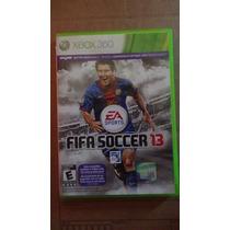 Jogo Fifa 13 Xbox 360 (original)