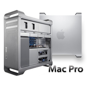 Apple Mac Pro Eight Core2.8ghz,radeonhd2600,hd 1tb.ram 4gb