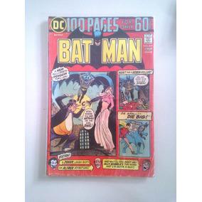 Batman Vol.1 #257 (1974) - Dc Comic Antiguo Ingles