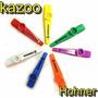 Kazoo Plastico Hohner 7 Colores Kazu Casu Kasu Cazu Musica