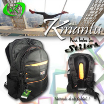 Morral Bolso Modelo Kmantu Dt Calidad Superior