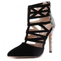 Sapato Scarpin Deslumbrante Importado Pronta Entrega