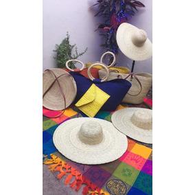 Sombreros De Playa Personalizados Accesorios Moda Sinaloa ... 70624edcfa1